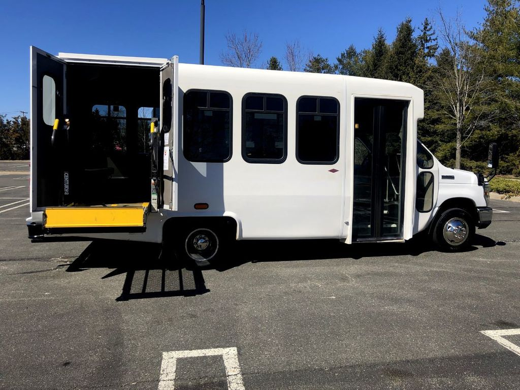 2010 Ford E350 Diamond Non-CDL Wheelchair Bus For Sale For Church Adults Senior Medical Transport Handicapped - 18736449 - 14