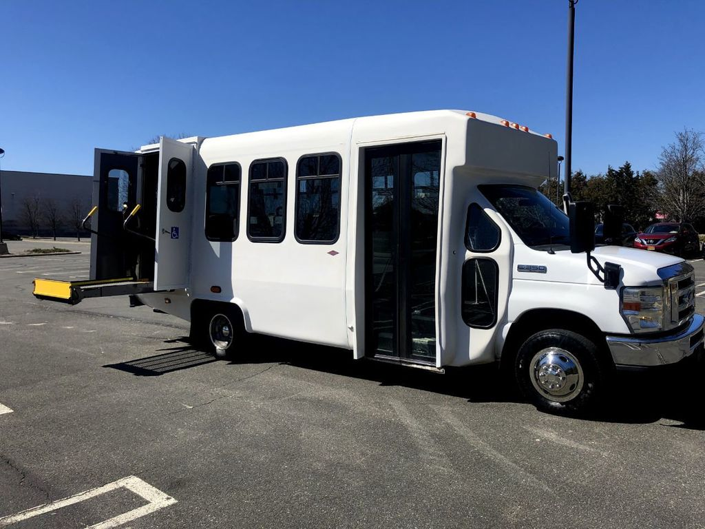 2010 Ford E350 Diamond Non-CDL Wheelchair Bus For Sale For Church Adults Senior Medical Transport Handicapped - 18736449 - 15