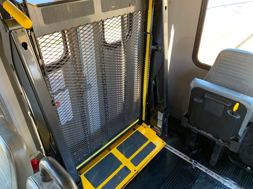 2010 Ford E350 Diamond Non-CDL Wheelchair Bus For Sale For Church Adults Senior Medical Transport Handicapped - 18736449 - 31
