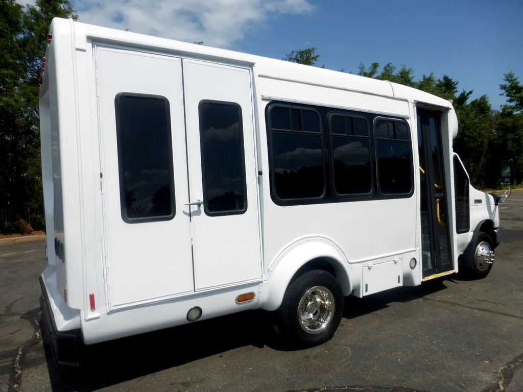 2010 Ford E350 Non-CDL Startrans Wheelchair Shuttle Bus For Senior & Adult Handicap & Mobility Transport - 17933152 - 13