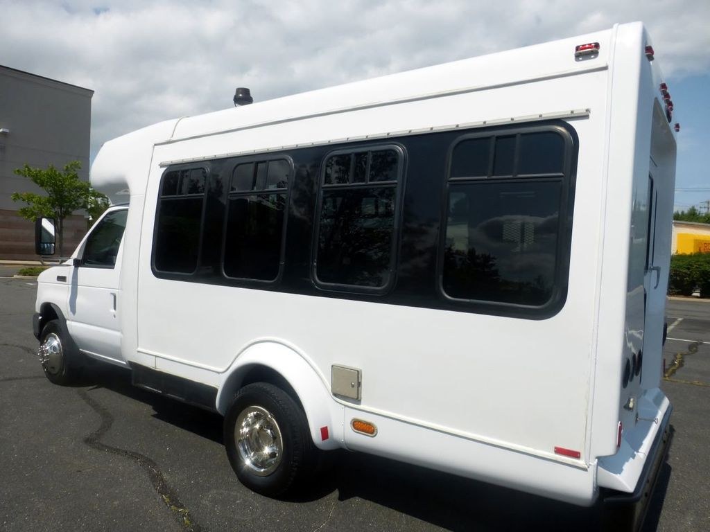 2010 Ford E350 Non-CDL Startrans Wheelchair Shuttle Bus For Senior & Adult Handicap & Mobility Transport - 17933152 - 8