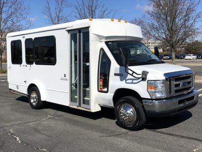 2010 Ford E350 Wheelchair Bus For Sale