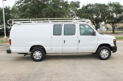 2010 Ford Econoline Cargo Van E-350 Super Duty Ext Commercial - Click to see full-size photo viewer