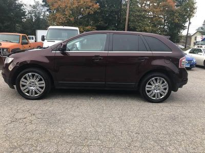 2010 Ford Edge 4dr Limited AWD - Click to see full-size photo viewer
