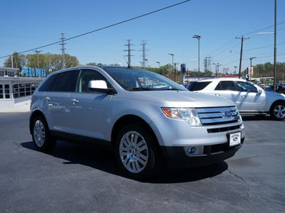 2010 Ford Edge - 2FMDK4KC0ABB50678