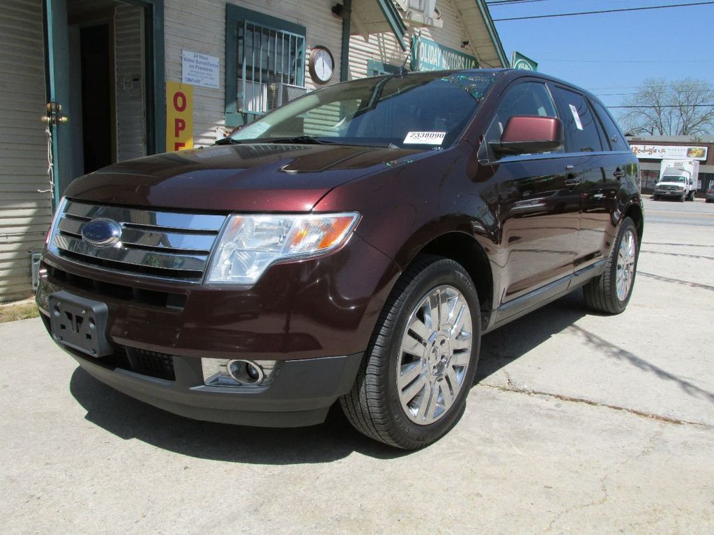 2010 ford edge 4dr limited fwd sedan for sale in san. Black Bedroom Furniture Sets. Home Design Ideas