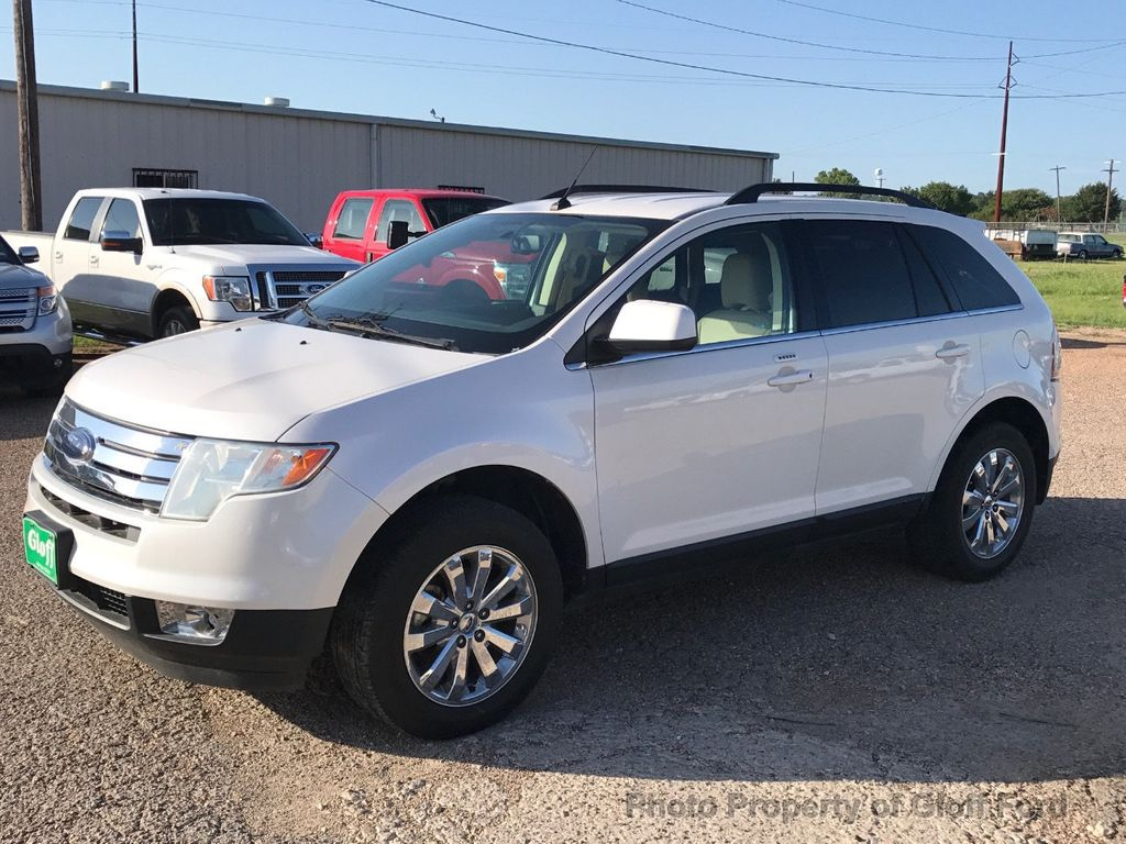 2010 Used Ford Edge 4dr Limited FWD at Gloff Ford Serving