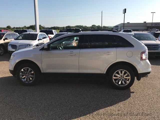 2010 Ford Edge 4dr Limited Fwd Suv 2fmdk3kc7aba22156 3
