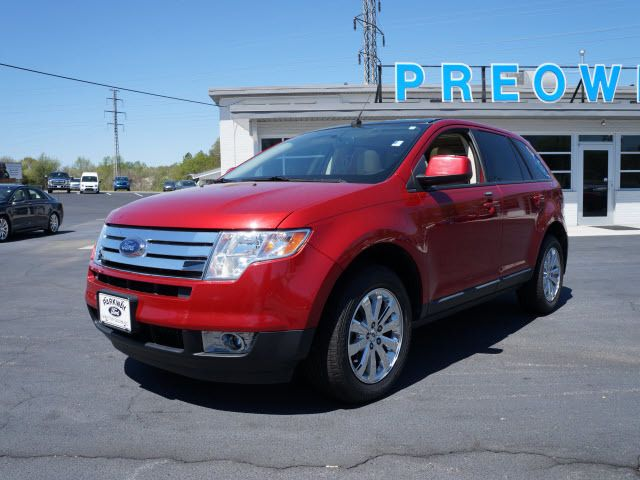 2010 Ford Edge 4dr SEL FWD - 11931275 - 3