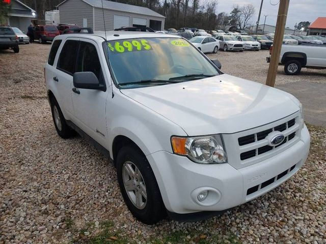 2010 Ford Escape Base Hybrid 4dr Suv Suv For Sale Florence Sc 6995 Motorcarcom