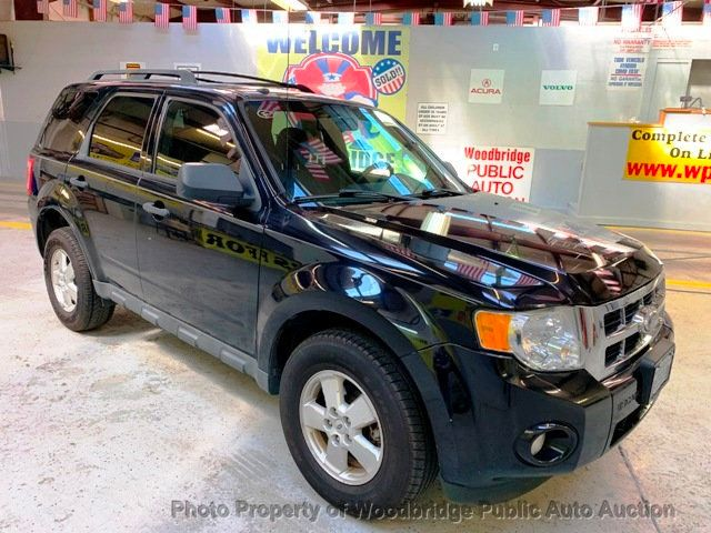 2010 Used Ford Escape Fwd 4dr Xlt At Woodbridge Public Auto Auction Va Iid 18970894