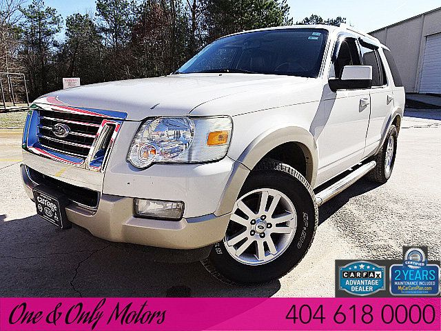 2010 Ford Explorer Eddie Bauer >> 2010 Used Ford Explorer 4wd 4dr Eddie Bauer At One And Only Motors Serving Doraville Ga Iid 19740496