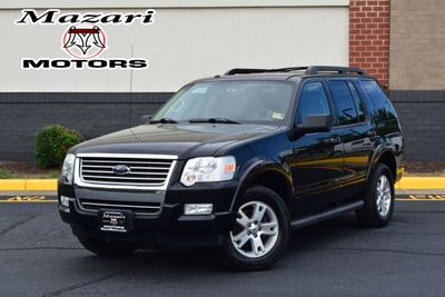 2010 Ford Explorer 4WD 4dr XLT - Click to see full-size photo viewer