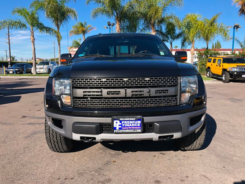 2010 Ford F150 Super Cab SVT RAPTOR, 4X4, NAVIGATION, BACK UP CAMERA - 18392732 - 1