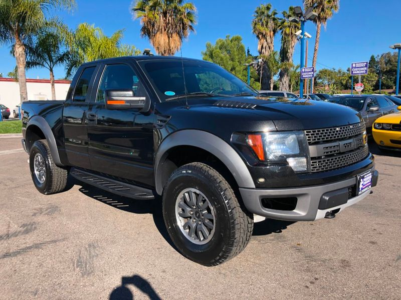 2010 Ford F150 Super Cab SVT RAPTOR, 4X4, NAVIGATION, BACK UP CAMERA - 18392732 - 2