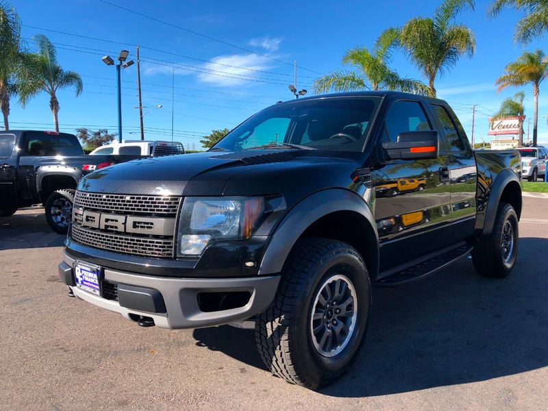 2010 Ford F150 Super Cab SVT RAPTOR, 4X4, NAVIGATION, BACK UP CAMERA - 18392732 - 32
