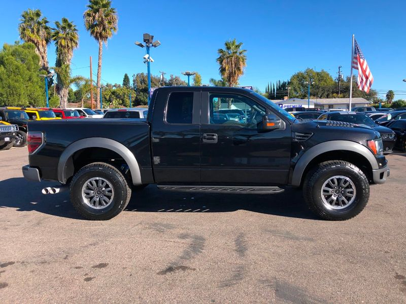 2010 Ford F150 Super Cab SVT RAPTOR, 4X4, NAVIGATION, BACK UP CAMERA - 18392732 - 3