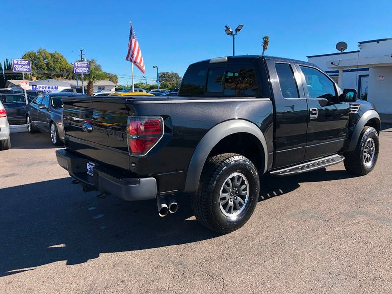 2010 Ford F150 Super Cab SVT RAPTOR, 4X4, NAVIGATION, BACK UP CAMERA - 18392732 - 4