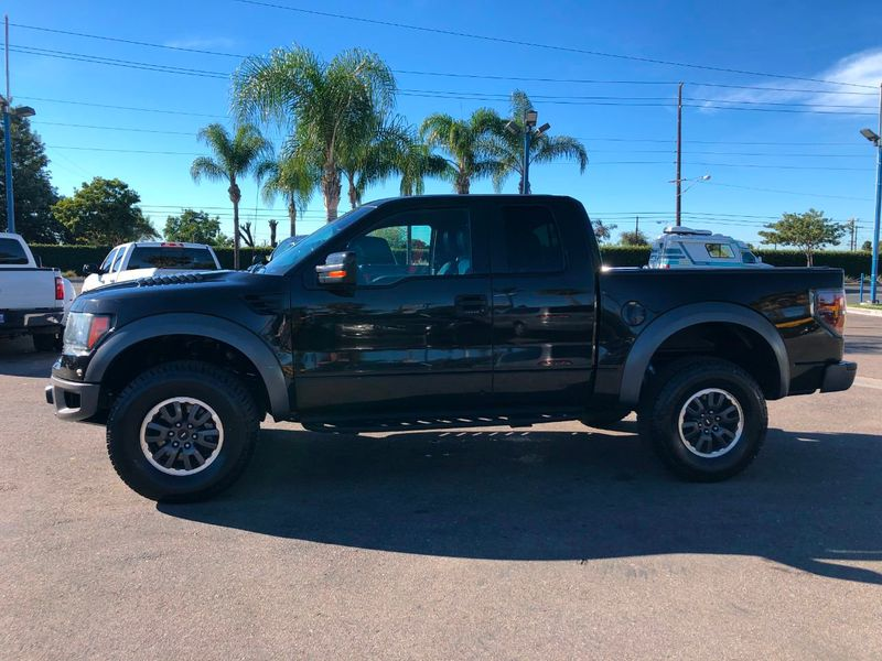 2010 Ford F150 Super Cab SVT RAPTOR, 4X4, NAVIGATION, BACK UP CAMERA - 18392732 - 7