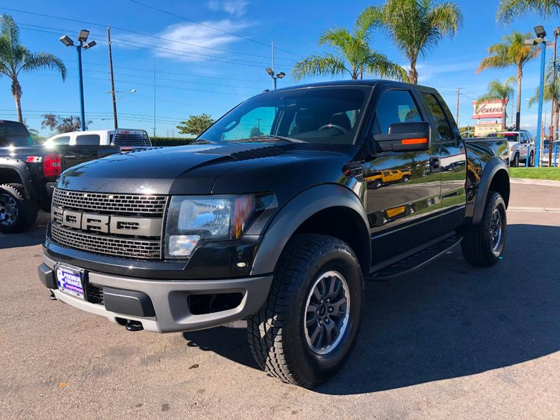 2010 Ford F150 Super Cab SVT RAPTOR, 4X4, NAVIGATION, BACK UP CAMERA - 18392732 - 8