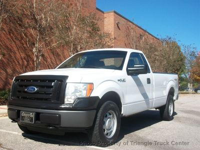 2010 Ford F150HD 4x4 JUST 76k MILES LONGBED 8ft V8 ONE OWNER NC TRUCK!! READY TO WORK!! - Click to see full-size photo viewer