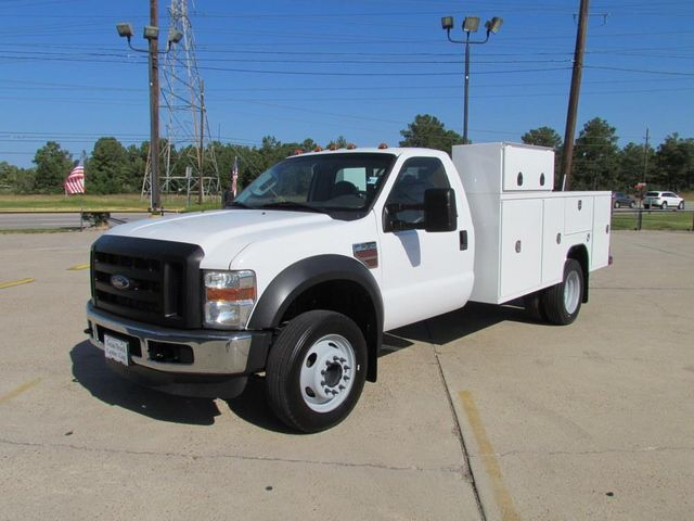 2010 Ford F550 Fuel - Lube Truck 4x2 - 11419300 - 5