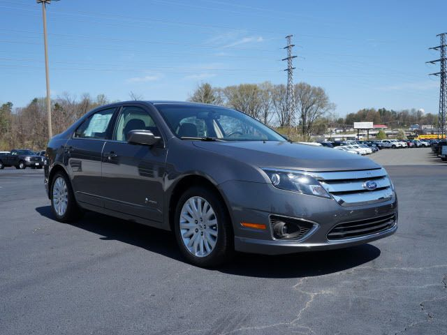 2010 Ford Fusion 4dr Sdn Hybrid FWD - 11911582 - 0