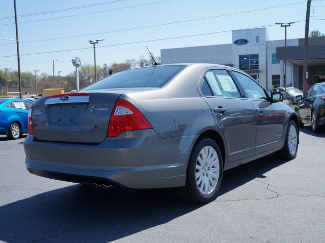 2010 Ford Fusion 4dr Sdn Hybrid FWD - 11911582 - 1
