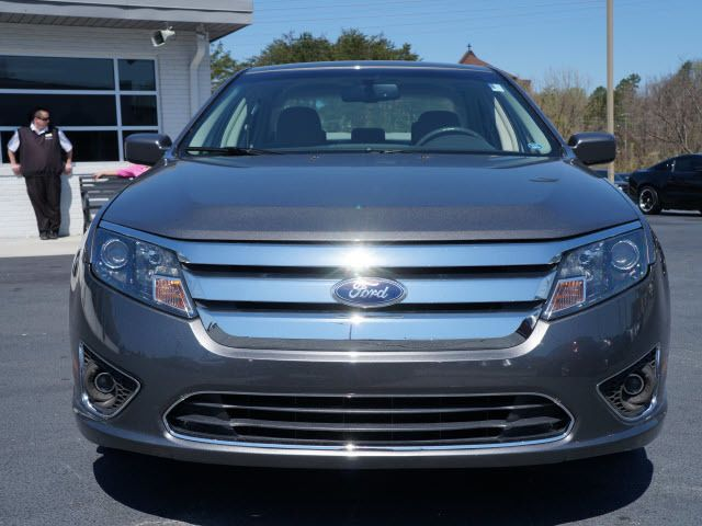 2010 Ford Fusion 4dr Sdn Hybrid FWD - 11911582 - 19