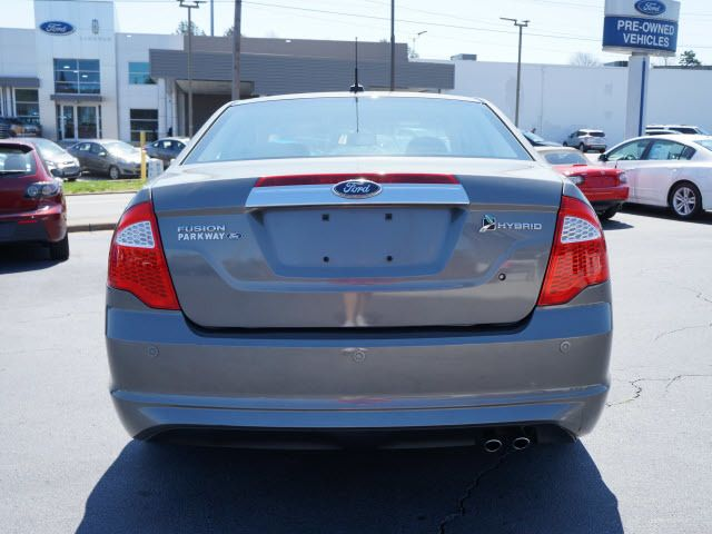 2010 Ford Fusion 4dr Sdn Hybrid FWD - 11911582 - 20