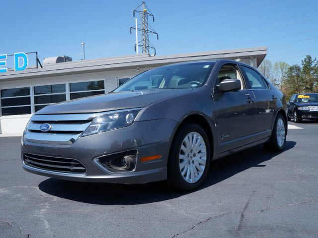 2010 Ford Fusion 4dr Sdn Hybrid FWD - 11911582 - 3