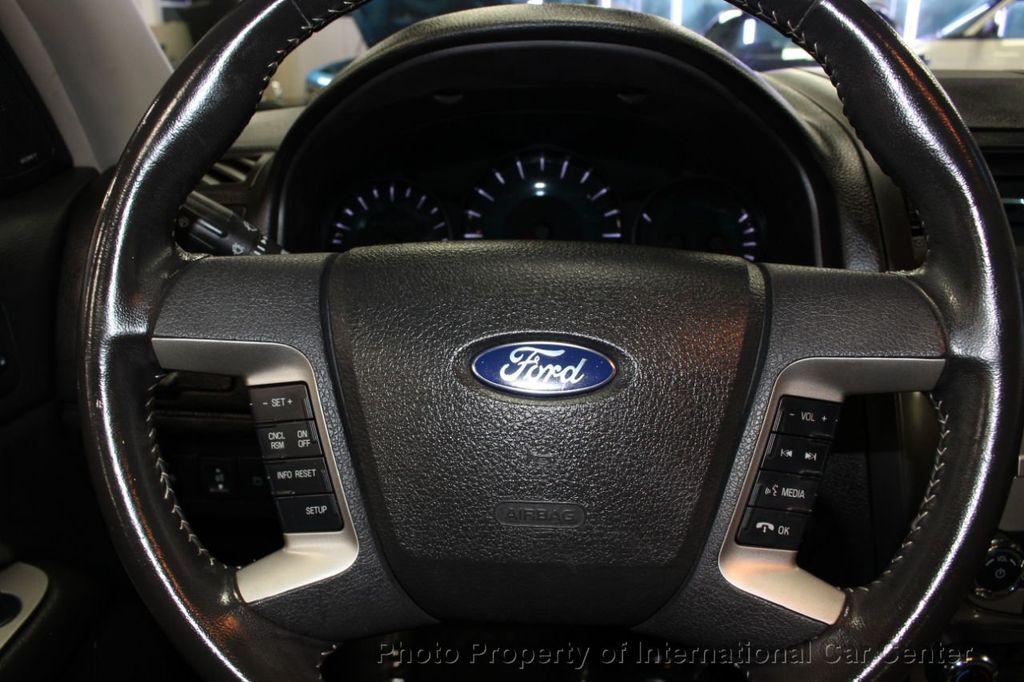2010 Ford Fusion 4dr Sedan Sel Fwd 18696960 24