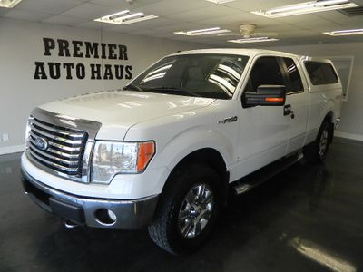 2010 Ford F-150 2010 FORD F150 SUPERCAB 4X4  Truck