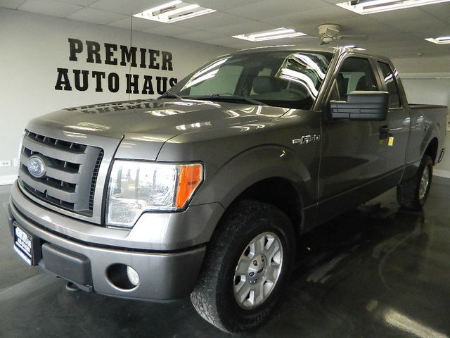 2010 Used Ford F 150 2010 Ford F150 Supercab Stx 4x4 Truck At Premier Auto Haus Serving Downers Grove Il Iid 19518886