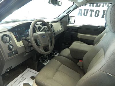 2010 Ford F-150 2010 FORD F150 SUPERCAB STX 4X4 TRUCK  - Click to see full-size photo viewer