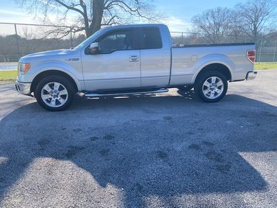 "2010 Ford F-150 2WD SuperCab 145"" Lariat Truck"