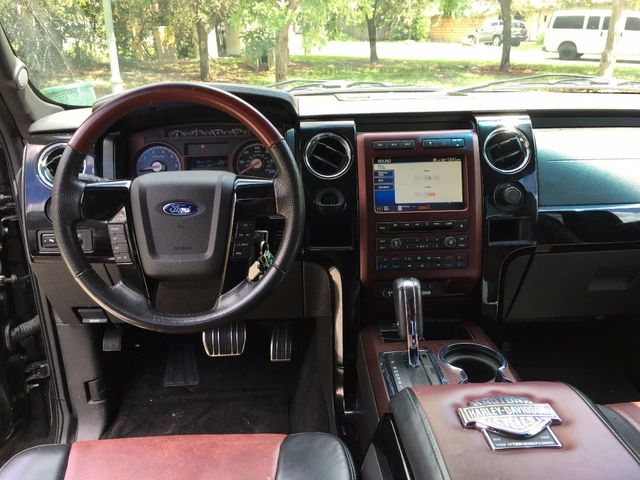"""2010 Ford F-150 2WD SuperCrew 145"""" Harley-Davidson - Click to see full-size photo viewer"""