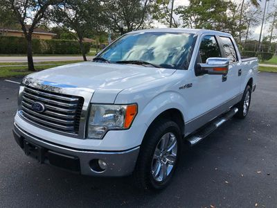 "2010 Ford F-150 2WD SuperCrew 145"" XLT Truck"