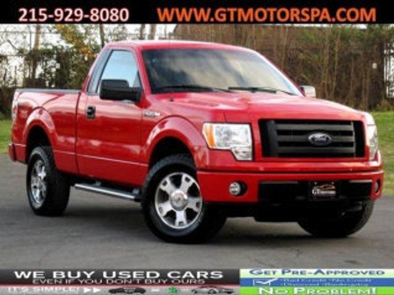 Used F 150 >> 2010 Used Ford F 150 4wd Reg Cab 126 Stx At Gt Motors Pa Serving Philadelphia Iid 18324396