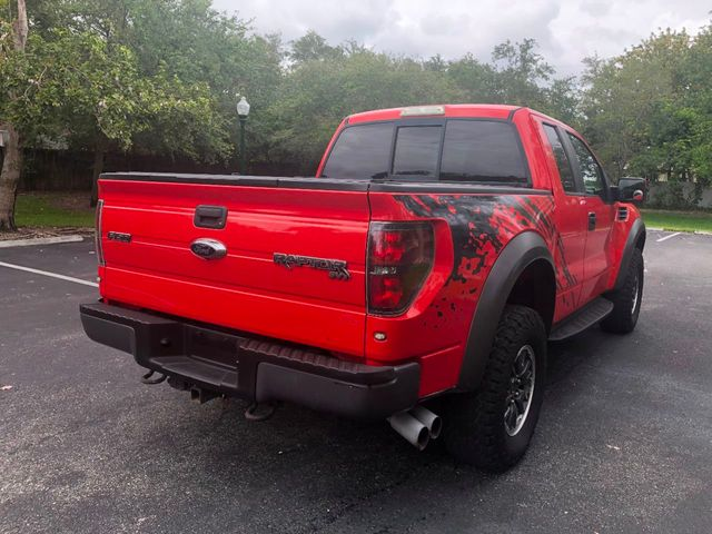 "2010 Ford F-150 4WD SuperCab 133"" SVT Raptor - Click to see full-size photo viewer"