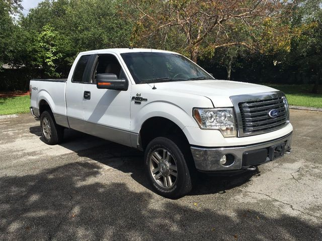 "2010 Ford F-150 4WD SuperCab 145"" XLT - Click to see full-size photo viewer"