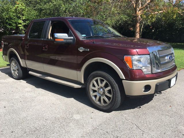 2010 Used Ford F 150 4wd Supercrew 145 King Ranch At A Luxury Autos
