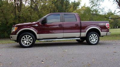 "2010 Ford F-150 4WD SuperCrew 145"" King Ranch Truck"