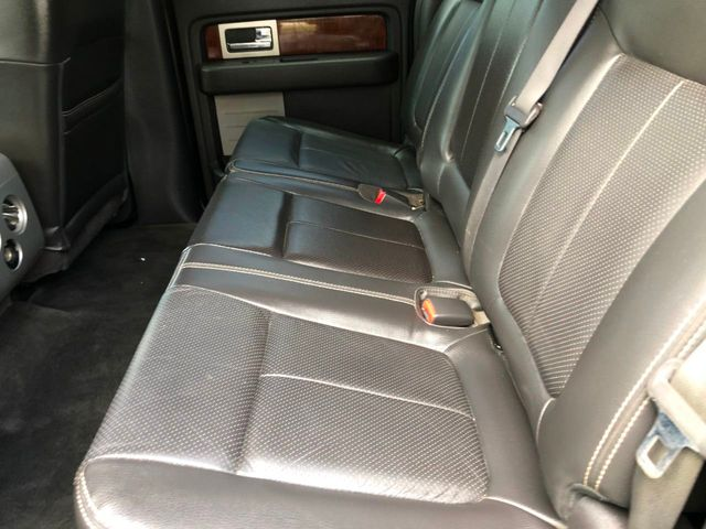 "2010 Ford F-150 4WD SuperCrew 145"" Lariat - Click to see full-size photo viewer"