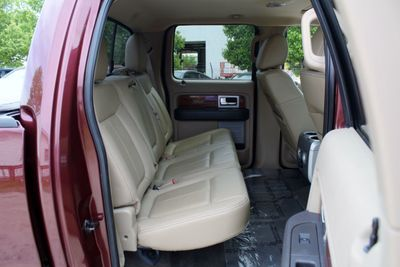 """2010 Ford F-150 4WD SuperCrew 145"""" Lariat - Click to see full-size photo viewer"""