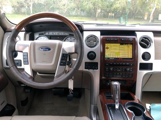 """2010 Ford F-150 4WD SuperCrew 145"""" Platinum - Click to see full-size photo viewer"""