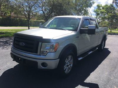 "2010 Ford F-150 4WD SuperCrew 157"" FX4 Truck"