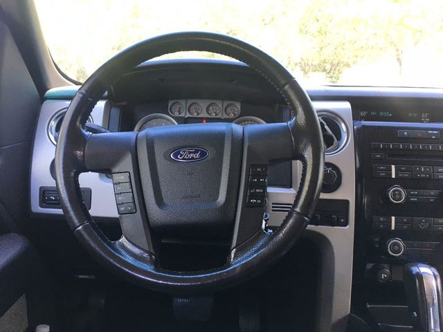 "2010 Ford F-150 4WD SuperCrew 157"" FX4 - Click to see full-size photo viewer"