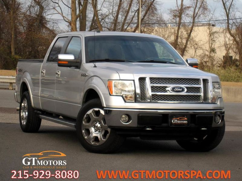 "2010 Ford F-150 4WD SuperCrew 157"" Lariat - 19572756 - 0"