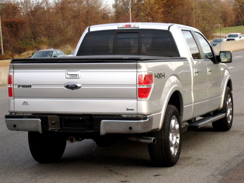 "2010 Ford F-150 4WD SuperCrew 157"" Lariat - 19572756 - 11"